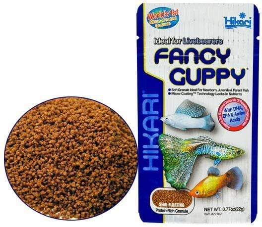 Tropical Fancy Guppy Fish Food - Hikari - PetStore.ae