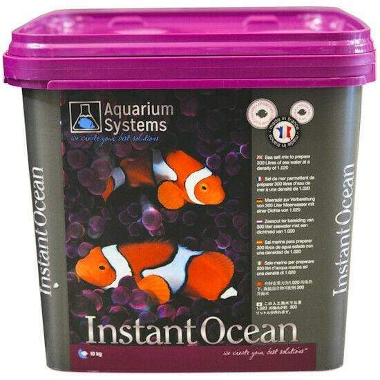 Instant Ocean Sea Salt - Aquarium Systems - PetStore.ae