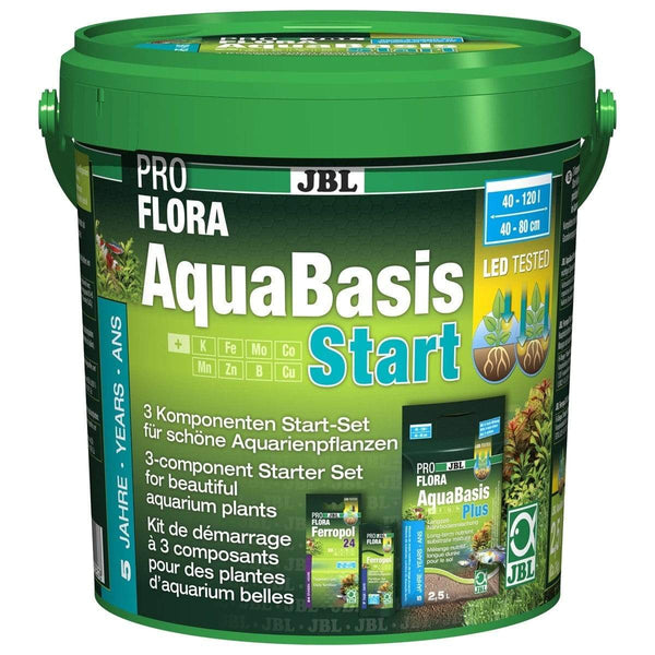 ProFlora AquaBasis Start Set - Aquarium Fertiliser Set - JBL - PetStore.ae