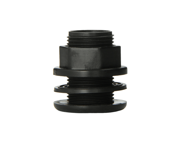 Standard Threaded Bulkhead Fitting - Lifeguard Aquatics - PetStore.ae