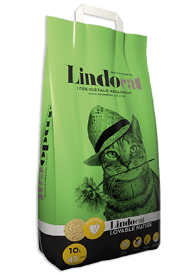 Lovable Nature Cat Litter - LindoCat - PetStore.ae