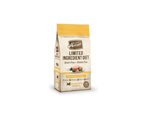 Limited Ingredient Diet Grain Free Chicken Recipe - Merrick - PetStore.ae