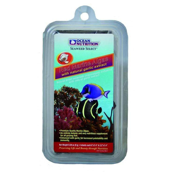 Red Marine Algae - Fish Food - Ocean Nutrition - PetStore.ae