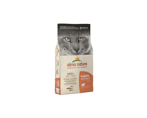 Holistic Maintenance Oily Fish Cat Food - Almo Nature - PetStore.ae