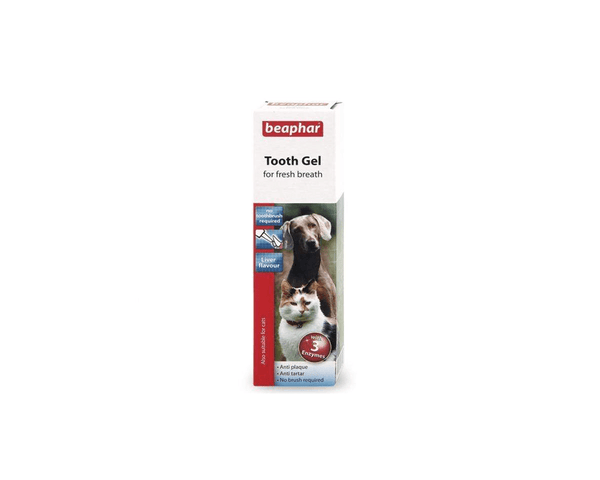 Tooth Gel For Dogs And Cats - Beaphar - PetStore.ae