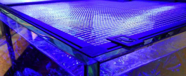 Tank Net Screen Cover - Red Sea. Stops fish from jumping out. - PetStore.ae