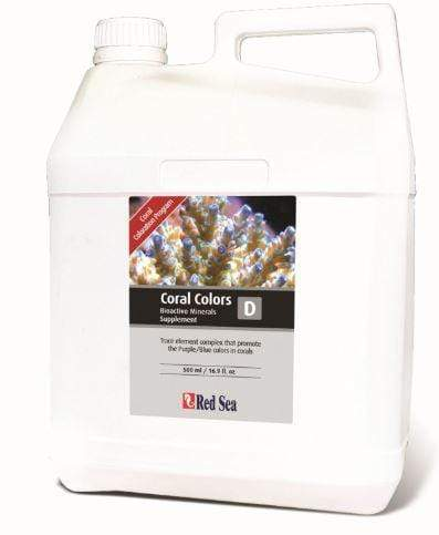Red Sea - Bioactive Elements (Trace Color D) 5L - PetStore.ae