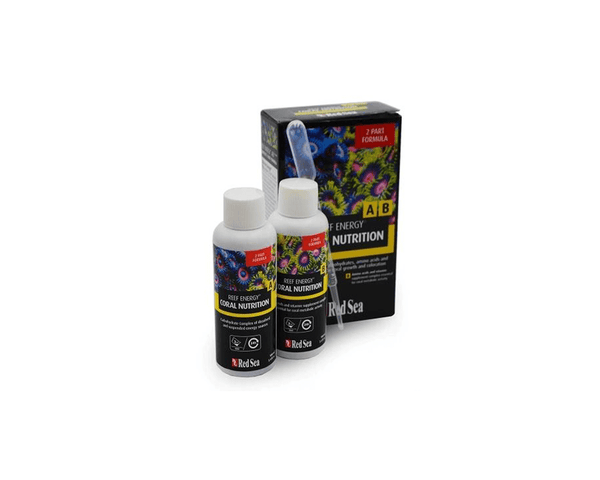 Reef Energy A & B - Coral Nutrition - Red Sea - PetStore.ae
