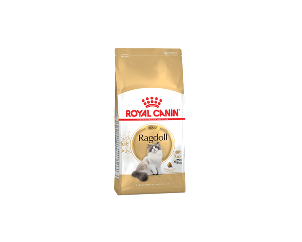 Feline Breed Nutrition Ragdoll Adult Cat Food - Royal Canin - PetStore.ae