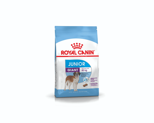 Giant Junior Dog Food - Royal Canin - PetStore.ae