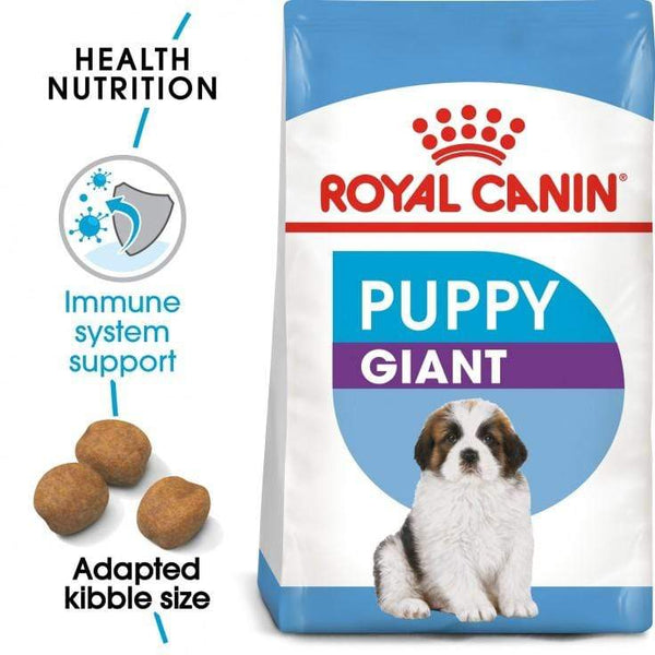 Giant Puppy Dog Food - Royal Canin - PetStore.ae