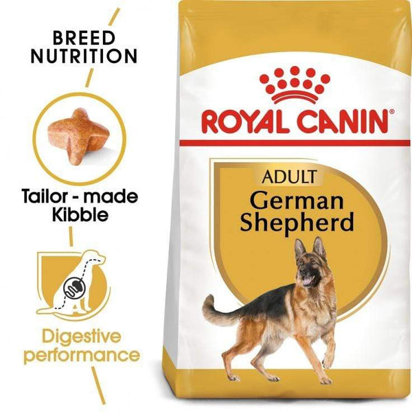 Adult German Shepherd Dog Food - Royal Canin - PetStore.ae