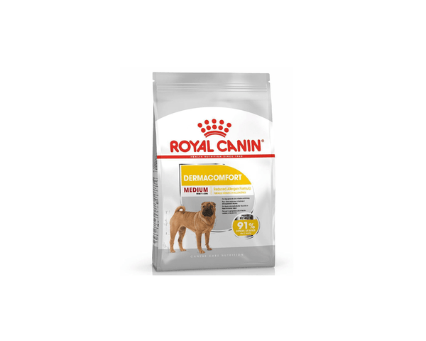 Medium Dermacomfort Dog Food - Royal Canin - PetStore.ae