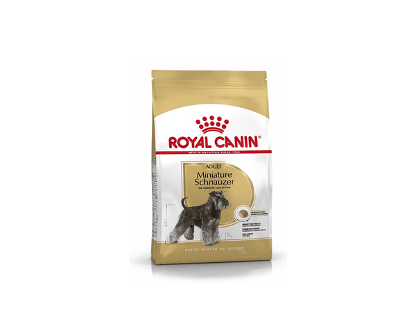 Miniature Schnauzer Adult Dog Food - Royal Canin - PetStore.ae