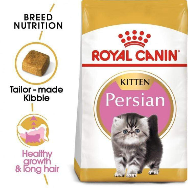 Feline Breed Nutrition Persian Kitten Food - Royal Canin - PetStore.ae