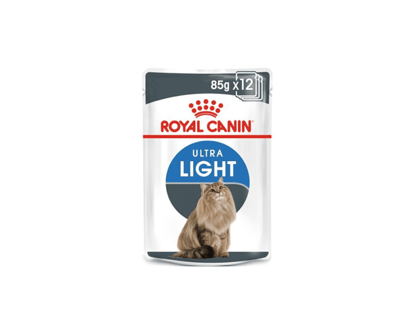Feline Care Nutrition Ultra Light Gravy (WET FOOD - Pouches) - Royal Canin - PetStore.ae