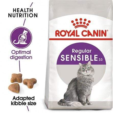 Feline Health Nutrition Sensible Cat Food - Royal Canin - PetStore.ae