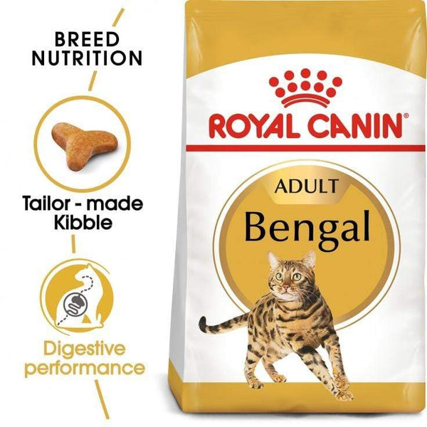 Feline Breed Nutrition Bengal Adult Food - Royal Canin - PetStore.ae