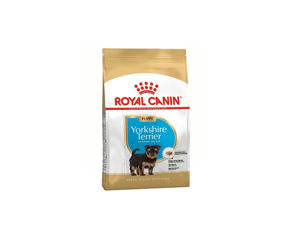 Yorkshire Terrier Puppy Dog Food - Royal Canin - PetStore.ae