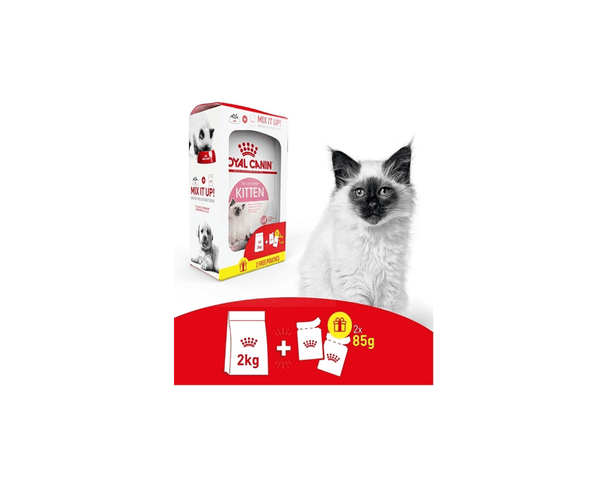 Kitten Mix Feeding Box - Royal Canin - PetStore.ae