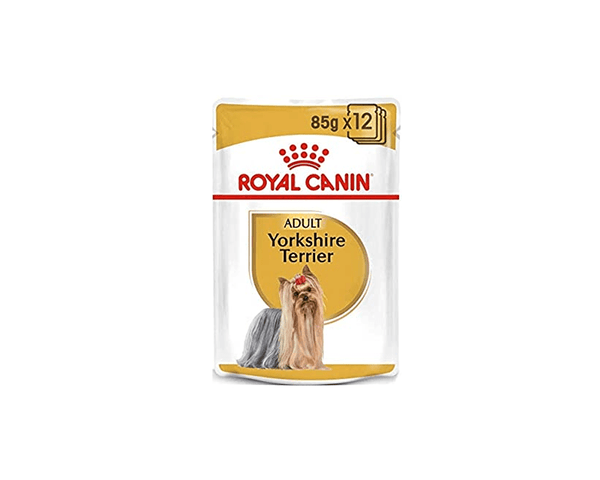 Yorkshire Terrier Adult Wet Dog Food Pouch - Royal Canin - PetStore.ae