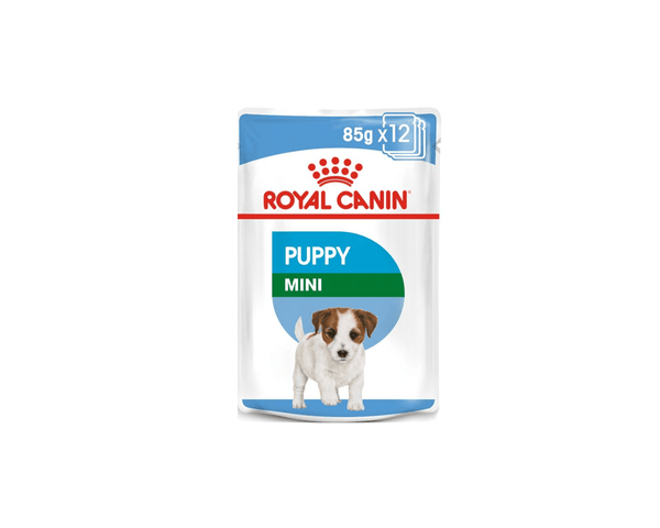 Mini Puppy Wet Dog Food Pouch - Royal Canin - PetStore.ae