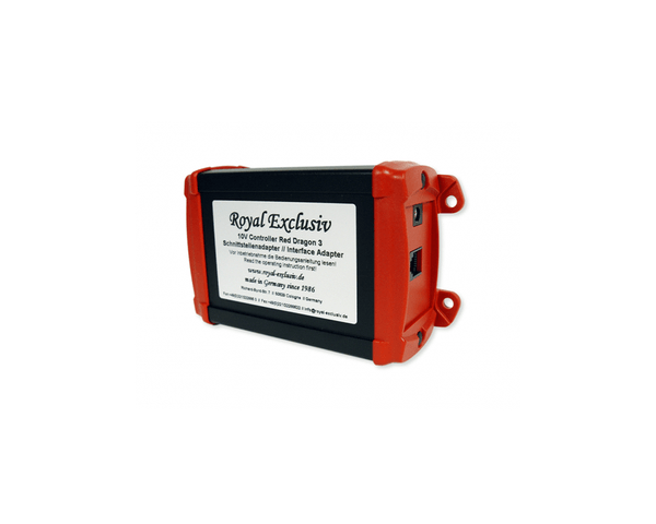 Interface Adapter For Red Dragon 3 Speedy Pump / 10V Connection - Royal Exclusiv - PetStore.ae