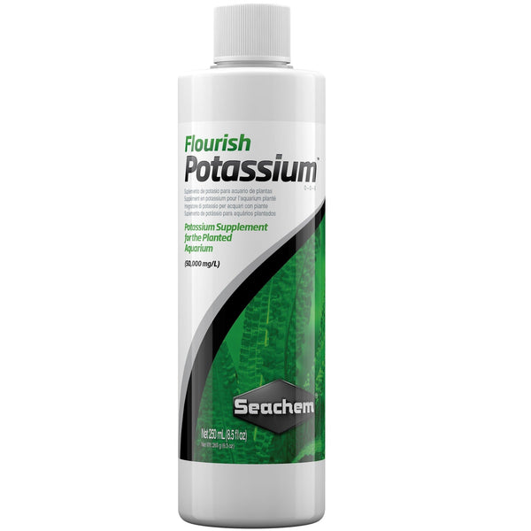 Flourish Potassium Supplement - Seachem - PetStore.ae