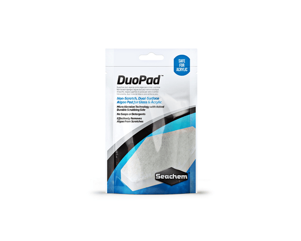 DuoPad - Algae Pad For Glass And Acrylic - Seachem - PetStore.ae