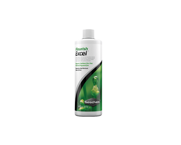 Flourish Excel Plant Supplement - Seachem - PetStore.ae