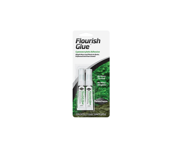 Flourish Glue - Aquarium Cyanoacrylate Gel - Seachem - PetStore.ae