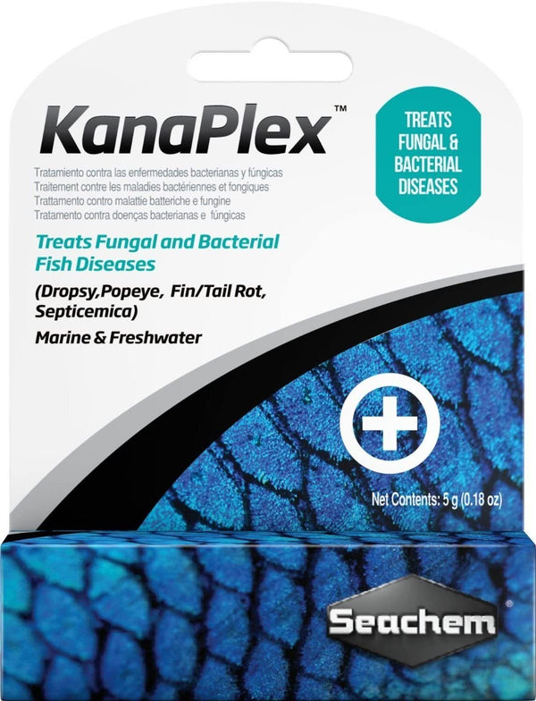 KanaPlex - Fish Disease Treatment - Seachem - PetStore.ae