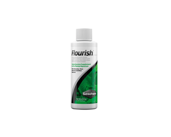 Flourish - Freshwater Plant Supplement - Seachem - PetStore.ae