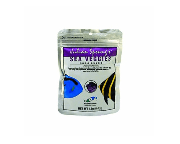 Sea Veggies Purple Seaweed Fish Food - TLF - PetStore.ae