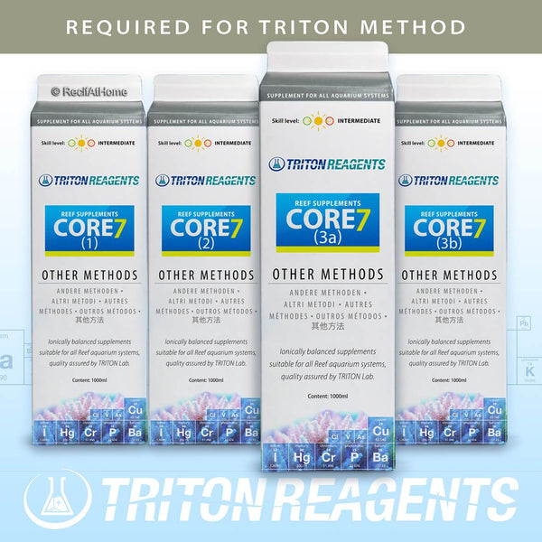 Triton - Core7 Reef Supplements - 1L - PetStore.ae