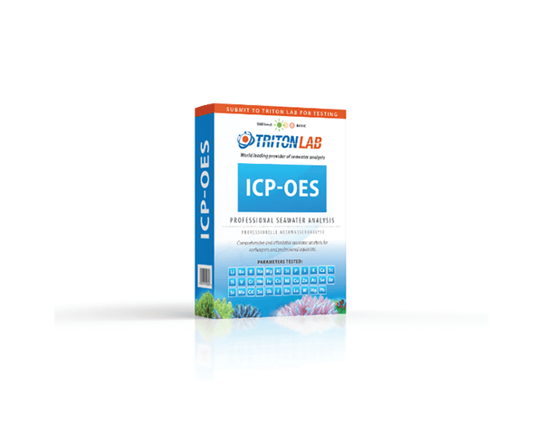 ICP-OES Test Kit - Triton - PetStore.ae