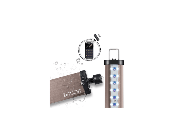 Lancia2 ZP4000 LED Freshwater Lighting System - Zetlight - PetStore.ae