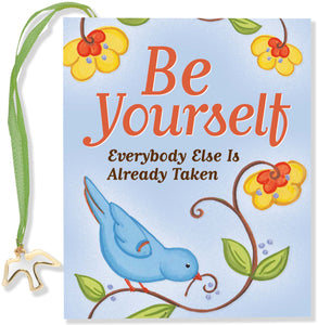 Be Yourself Mini Book