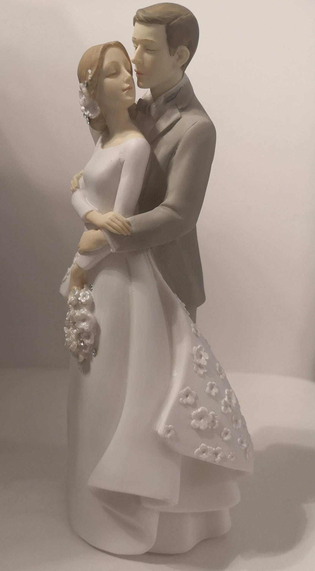 Love Story - Porcelain Figurine and Cake Topper