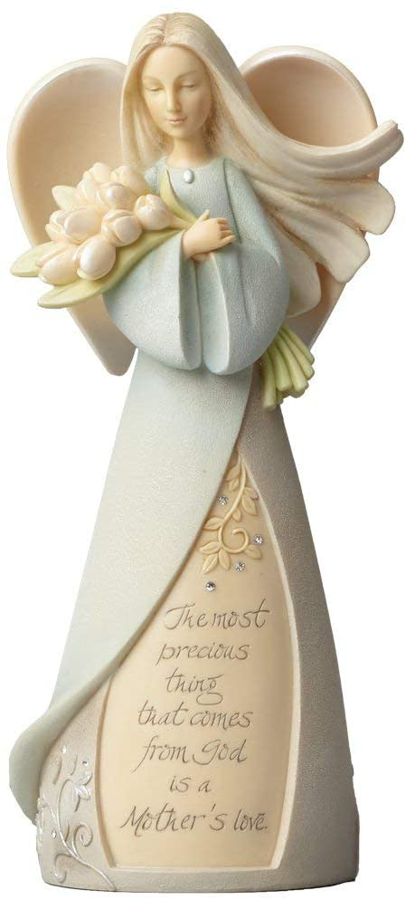 The Most Precious Thing is a Mother's Love Figurine