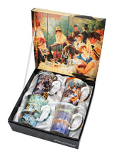 Load image into Gallery viewer, Pierre-Auguste Renoir Set of Four Mugs