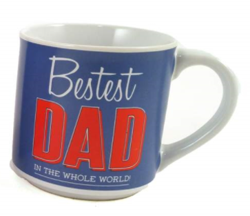 Bestest Dad Mug