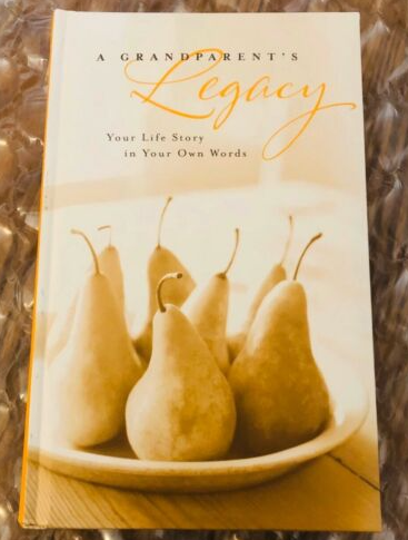 A Grandparent's Legacy Book