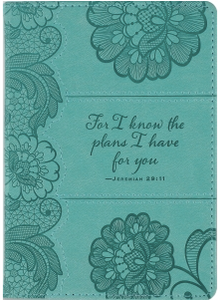 """For I Know The Plans I Have For You"" Journal"