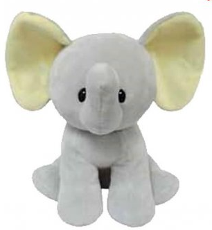 Ty Baby: Bubbles the Elephant