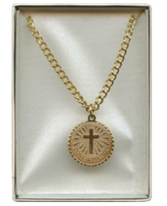 Confirmation Pendant and Chain