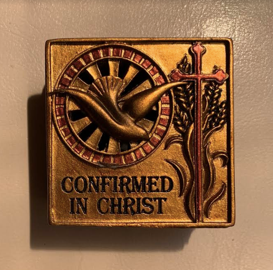 Various Confirmed in Christ Trinket Boxes