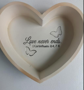 "Love Keepsake Box (""4 in."")"