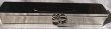 Load image into Gallery viewer, Silver Plated Marriage Certificate Holder.(engravable)