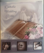 Load image into Gallery viewer, Catholic Wedding Bible